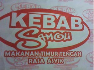 Kebab Samoli