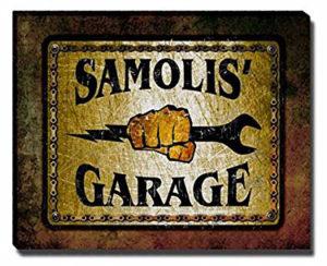 Samolis garage